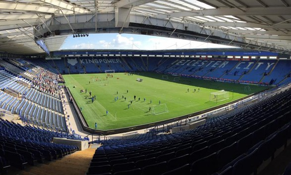 Play at King Power Stadium
