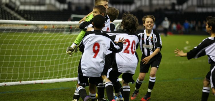 Play at Liberty Stadium